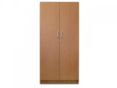 Szafa-ubraniowa-2 drzwiowa-zamknieta